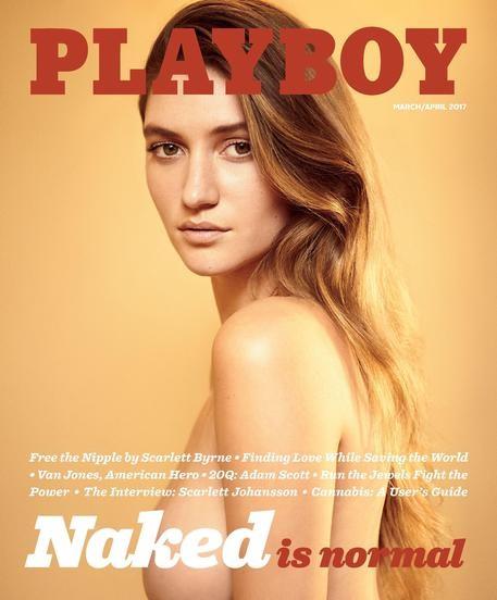 PlayBoy torna il nudo