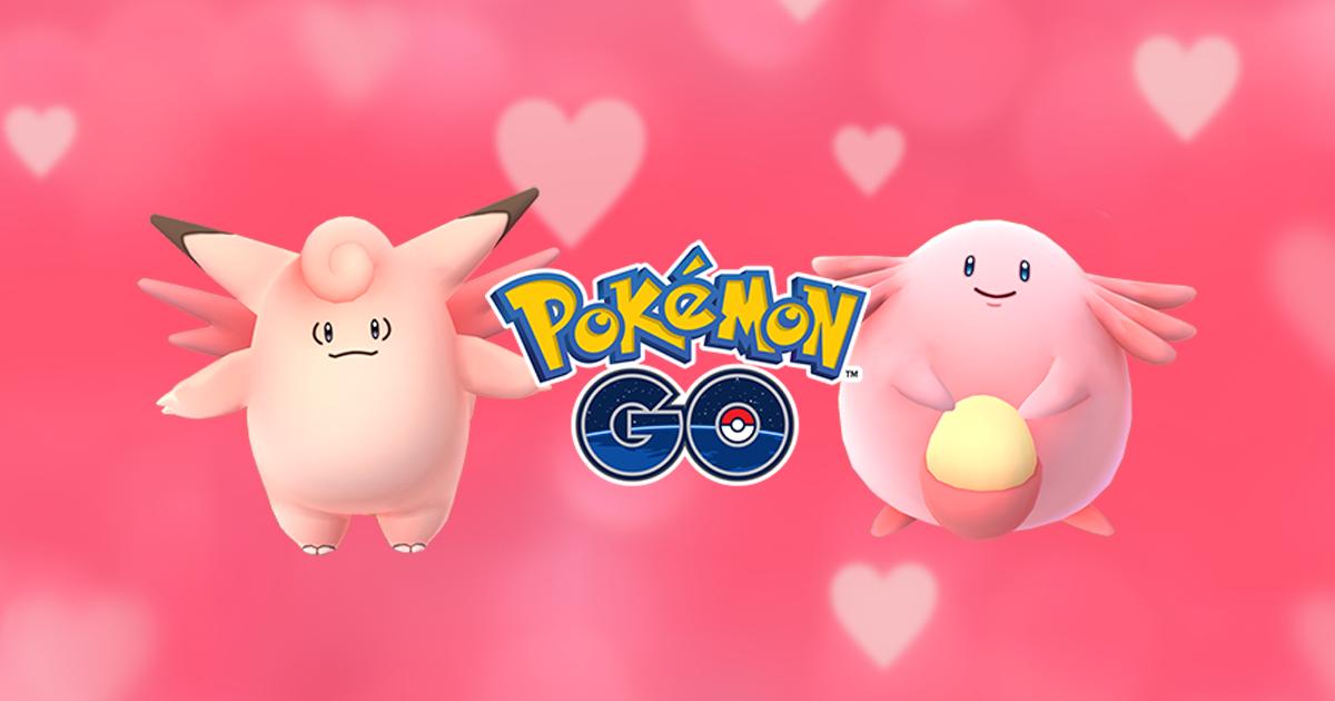 evento di san valentino pokémon go