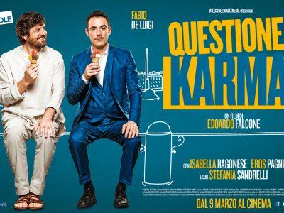 Per Elio Germano e Fabio De Luigi è Questione di Karma – TRAILER