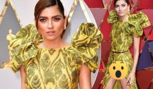 Scandalo agli Oscar 2017, incidente hot di Blanca Blanco sul red carpet