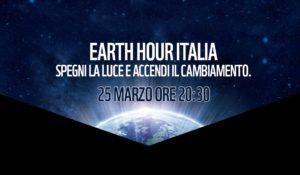 Earth Hour 2017, sabato 25 marzo spegni la luce e accendi l'Ora della Terra