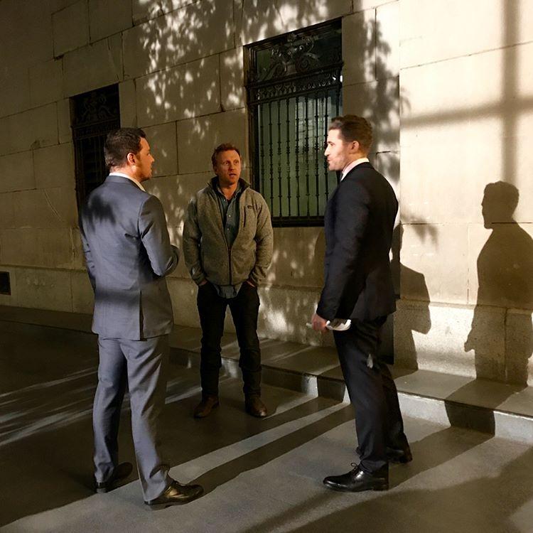 Matthew Morrison guest star in Grey's Anatomy