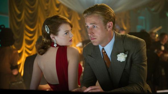 Emma Stone e Ryan Gosling.