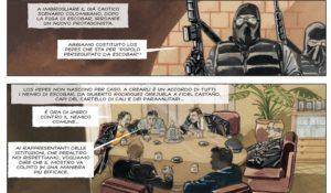 Escobar un fumetto per il re del narcotraffico