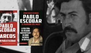 """""""Come Escobar. Mio padre"""" . Per la prima volta in Italia il figlio del re del narcotraffico"""