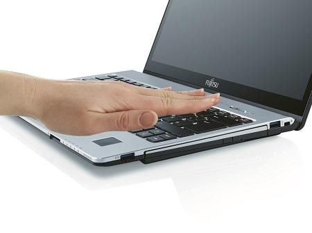 Fujitsu notebook