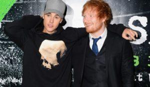 Ed Sheeran e Justin Bieber: lo scherzo finito con una mazzata sulla faccia della popstar canadese