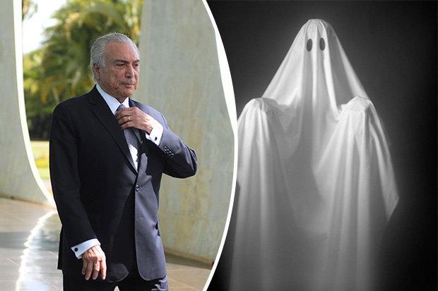 fantasmi in brasile