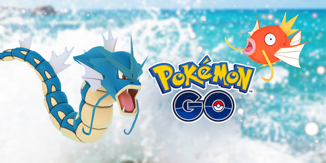 pokémon go festival acquatico