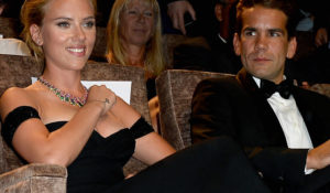 Scarlett Johansson divorzia. Matrimonio finito ora è lotta per la figlia