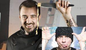 Chef Rubio J-Ax lite e colpi bassi cinguettando
