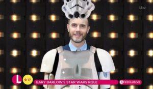 Dai Take That a Star Wars: Gary Barlow avrà una parte nel nuovo capitolo della saga