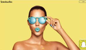 Spectacles, gli occhiali da sole smart firmati Snapchat