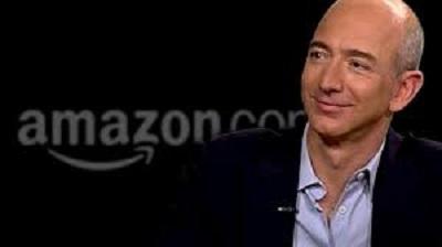 Bezos uomo più ricco del mondo