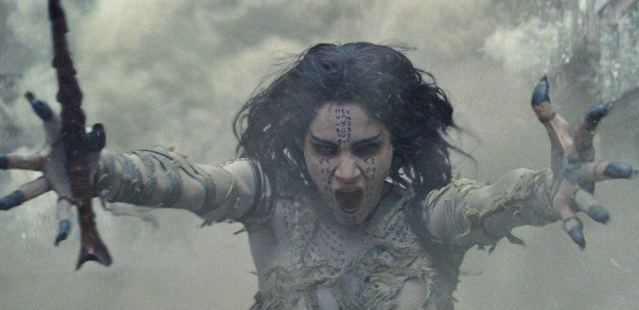 nuovo trailer de La mummia