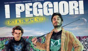 """""""I Peggiori"""" in anteprima nazionale al Napoli COMICON"""