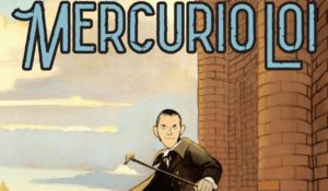 Mercurio Loi a fumetti il nuovo investigatore della grande famiglia Bonelli Editore