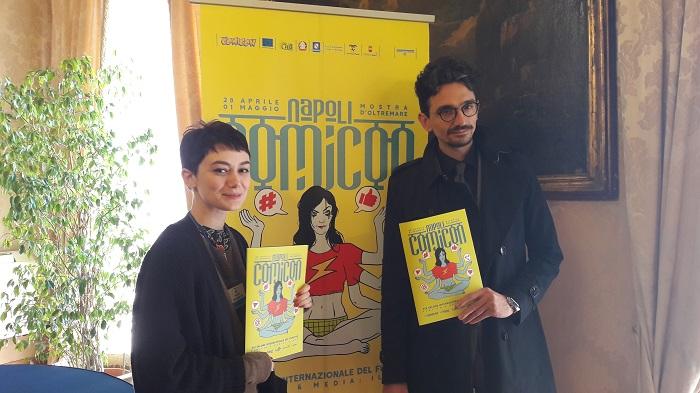 Napoli Comicon gli appuntamenti