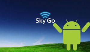 Sky Go su Google Play in ben due versioni
