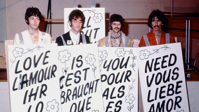 The Beatles Sgt Pepper & Beyond (3)