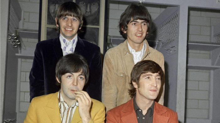 The Beatles Sgt Pepper & Beyond (5)