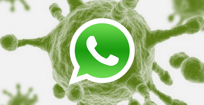 fake app di WhatsApp