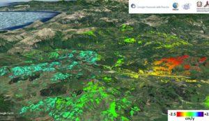 Terremoti: radar satellitari e Gps rilevano scorrimenti di faglie asismici FOTO/VIDEO