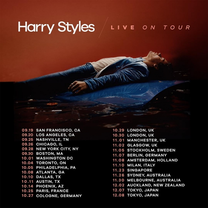 World Tour di Harry Styles