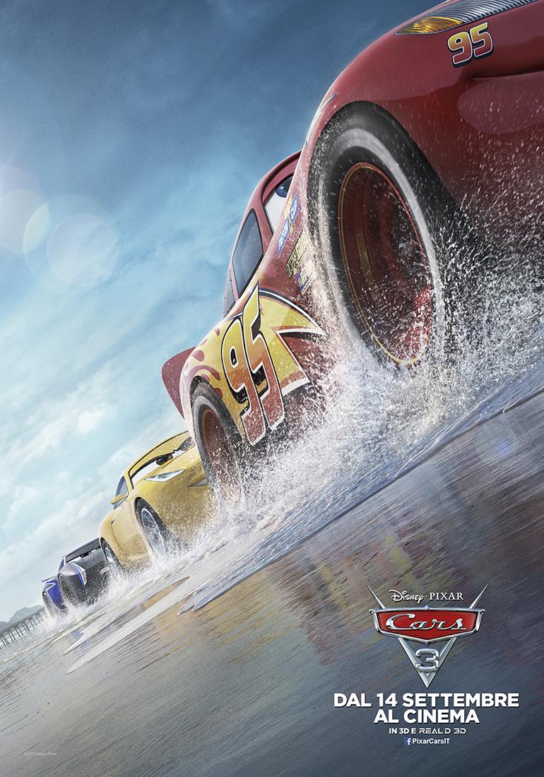 trailer in italiano di Cars 3