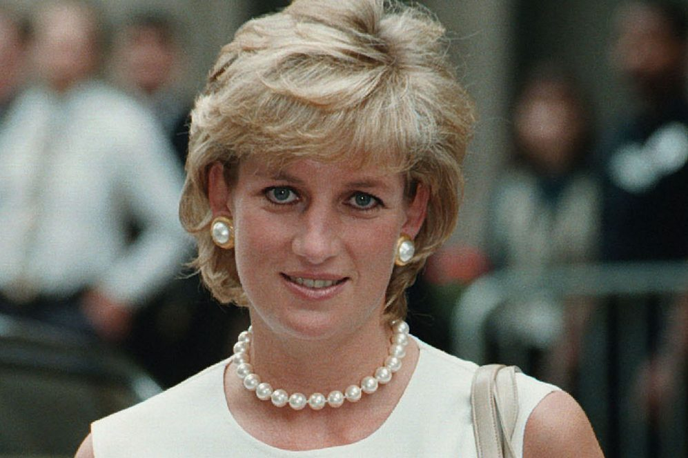 morte di lady diana