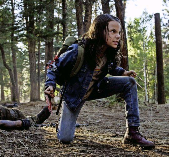 Logan: l'impressionante provino della piccola Dafne Keen con Hugh Jackman