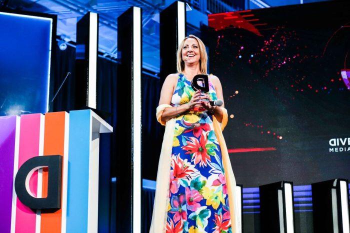 Debora Villa_Diversity Media Awards_ph credit Virginia Bettoja