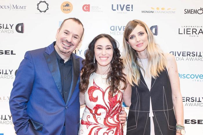 Fabio Canino, Francesca Vecchioni, Carolina Di Domenico_ph. credit Alice Redaelli
