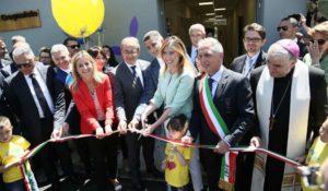 """Inaugurata a Crognaleto la nuova scuola IKEA """"Alfredo Quaranta"""""""
