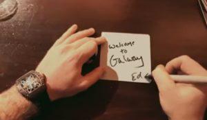 Il terzo singolo di Ed Sheeran è Galway Girl. Il video ufficiale