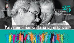 Palermo chiama Italia, il racconto dalle piazze della legalità