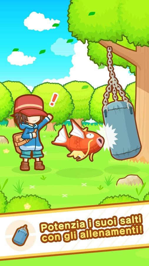 Pokémon MagiKarp Jump (1)