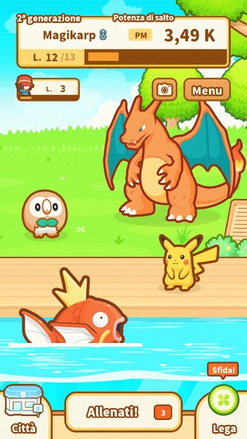 Pokémon MagiKarp Jump (3)