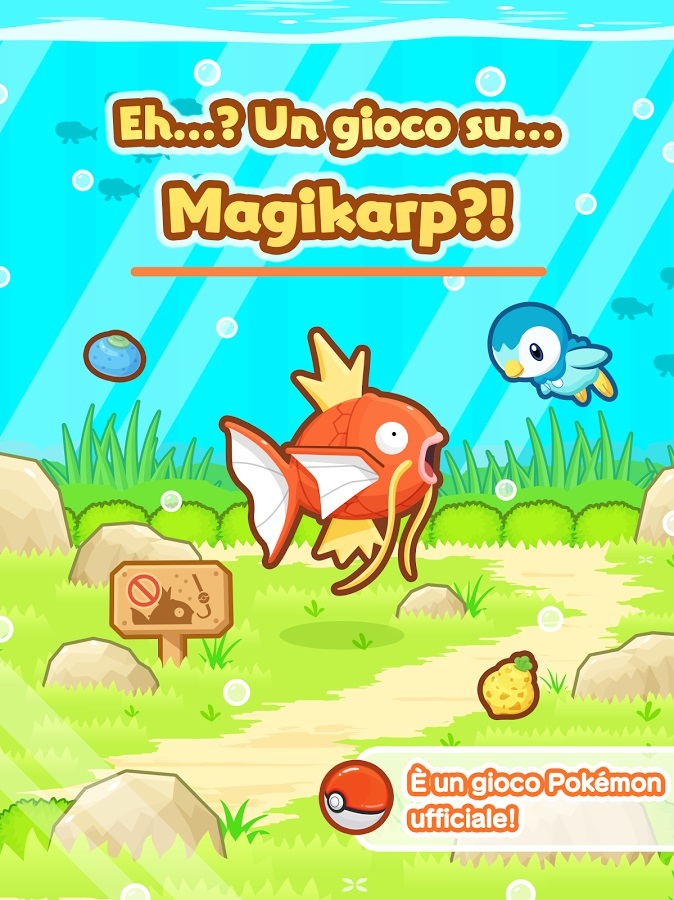 Pokémon MagiKarp Jump (5)