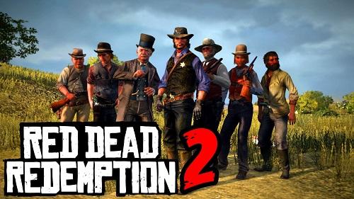 Red Dead Redemption 2 uscita