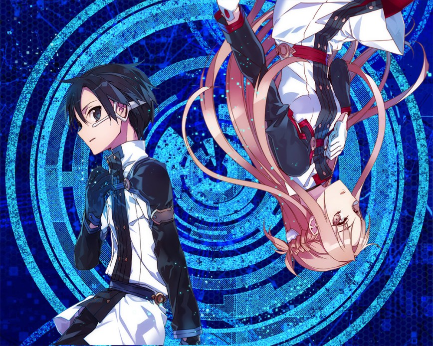 Sword Art Online. The Movie. Ordinal Scale (3)