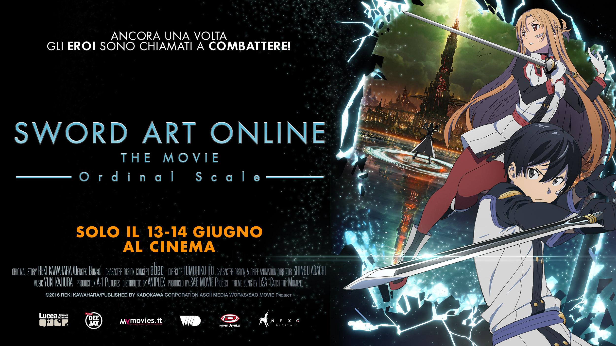 sword art online movie - photo #43