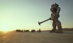 L'ultimo cavaliere: il passato segreto dei Transformers