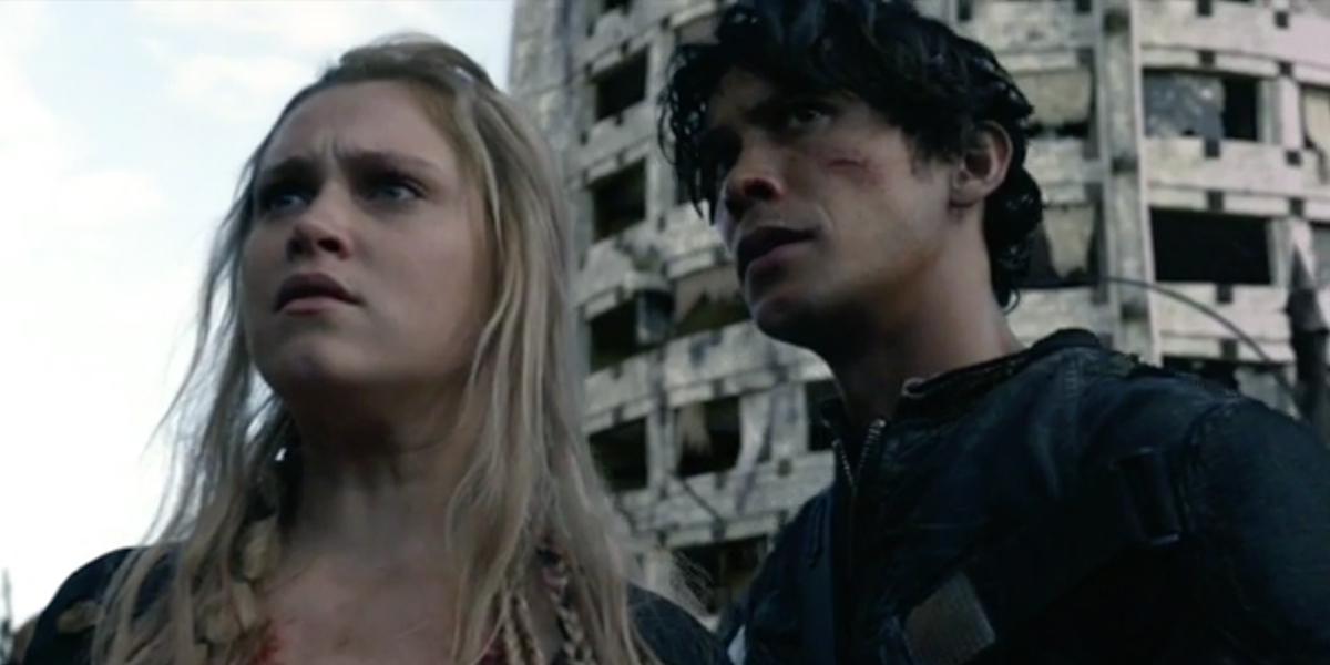 quarta stagione di the 100