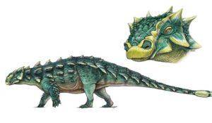 Scoperta nuova specie di dinasauro. Zuul, il suo nome preso da Ghostbuster