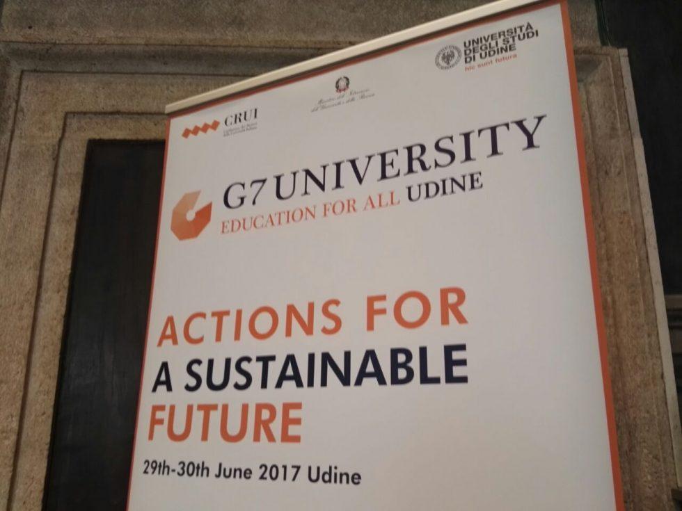 g7 university