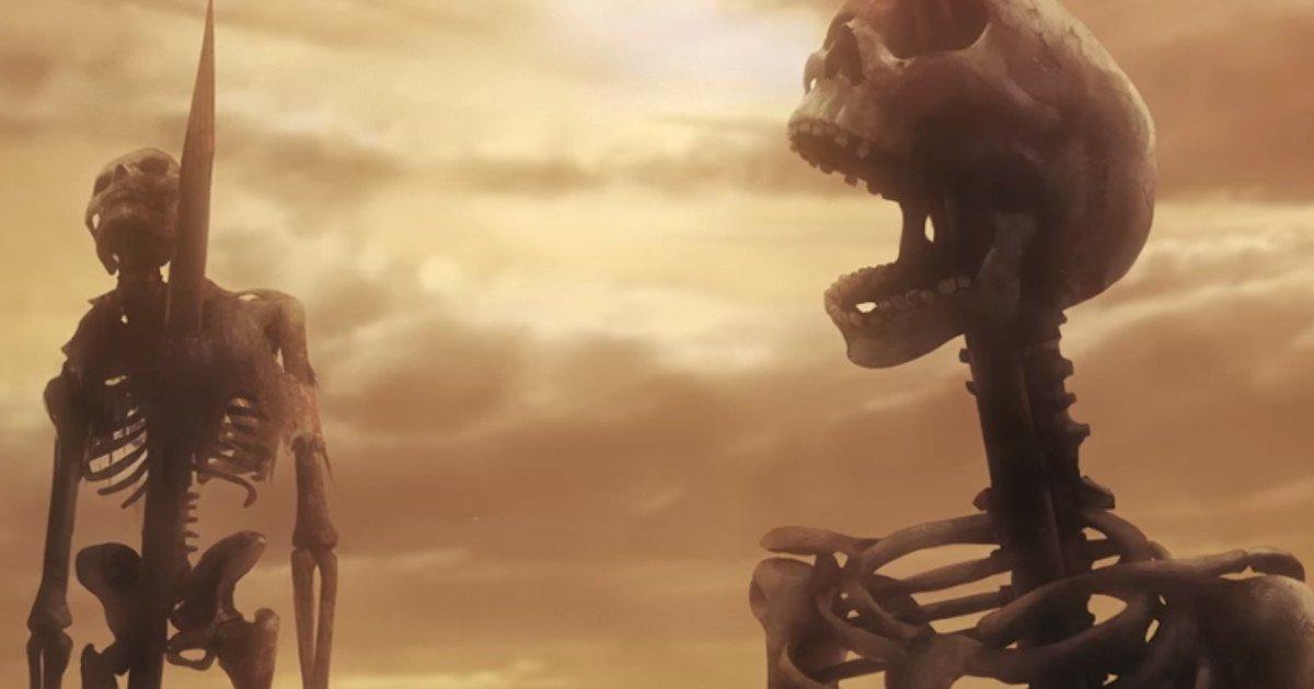Castlevania Ecco il teaser trailer della serie animata di Netflix