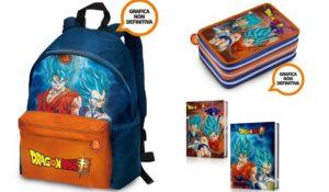 Dragon Ball Super, la linea scolastica dal 15 giugno con Giochi Preziosi
