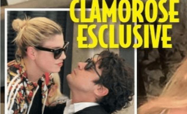 flirt tra Emma Marrone e Riccardo Scamarcio
