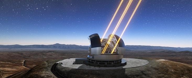 Elt il telescopio